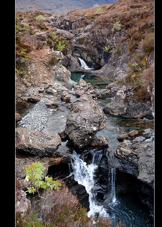 Fairy Pools, Glen Brittle, Skye III