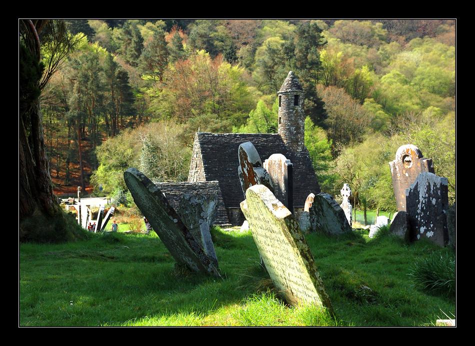 Glendalough / Wicklow Mountains XXI
