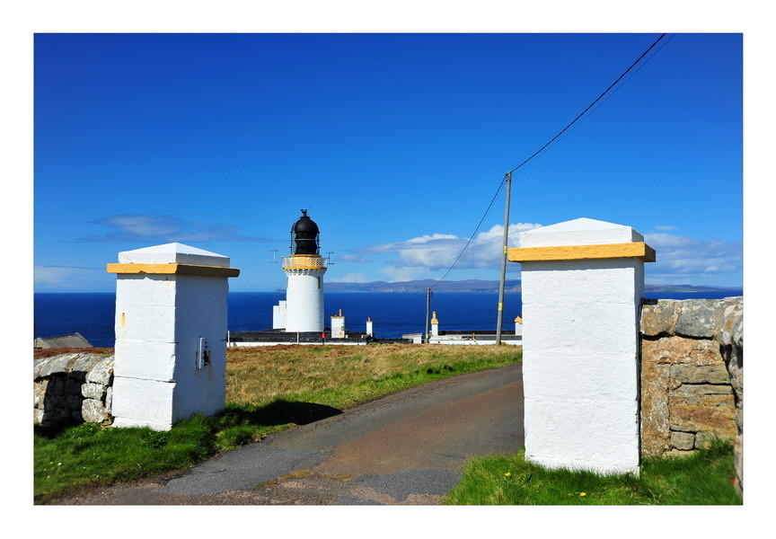 Dunnet Head / Der nördlichste Punkt der britischen Hauptinsel