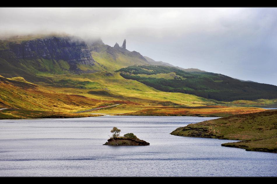 Isle of Skye / Old Man of Storr II