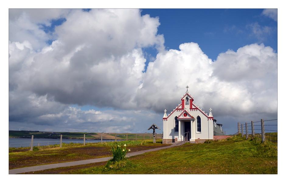 Italian Chapel / Orkneyinsel Lamb Holm