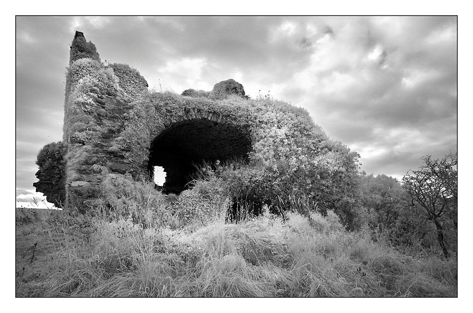 Old Castle / Waterford III (Infrarot)