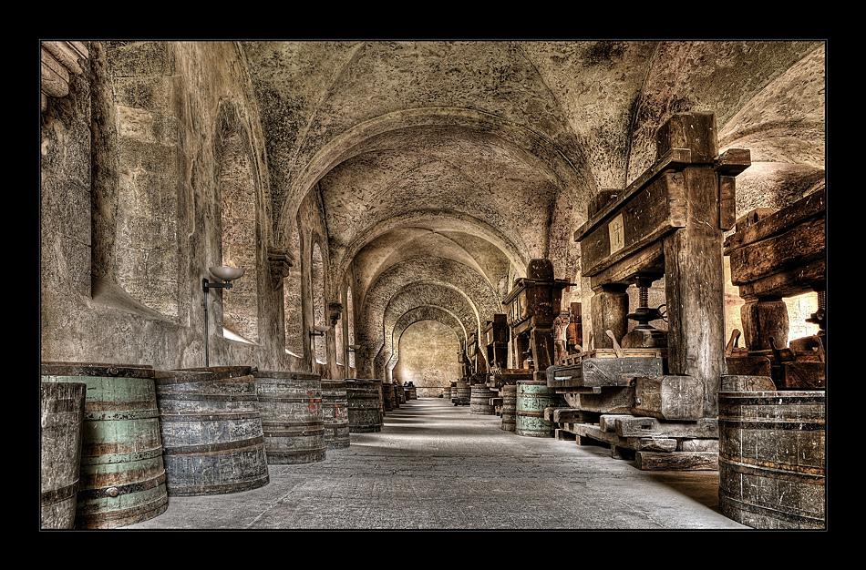 Kloster Eberbach VI