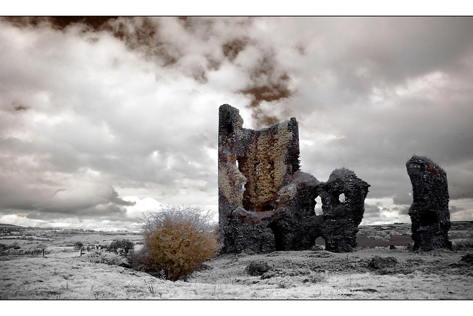 Castle Barrett / Mallow - Co. Cork V (Infrarot)