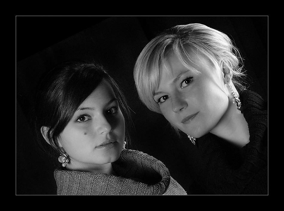 Kirsten + Karina