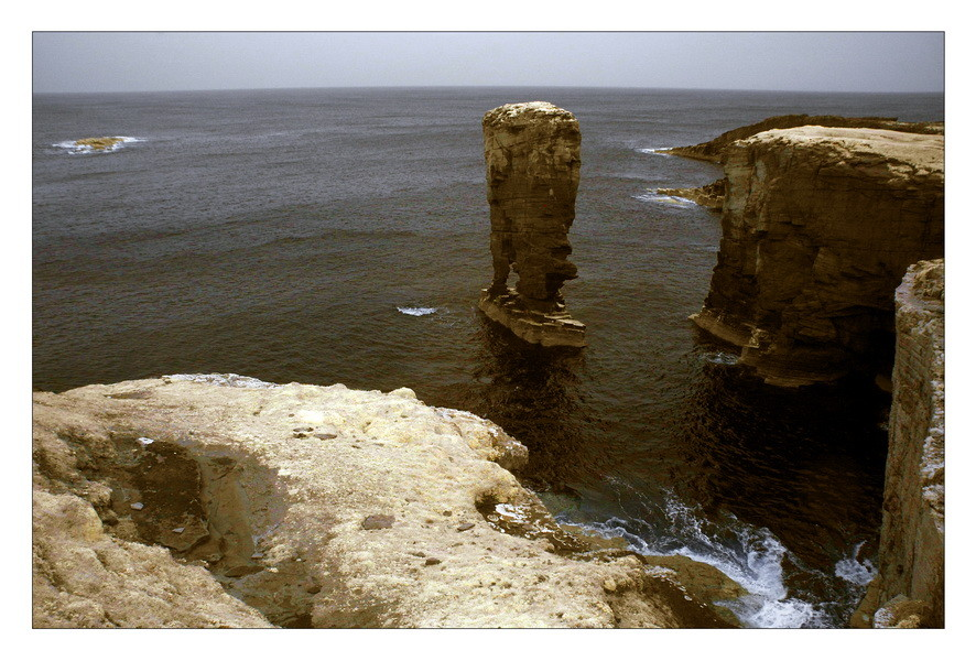 Yesnaby Cliffs / Mainland, Orkney II (Infrarot)