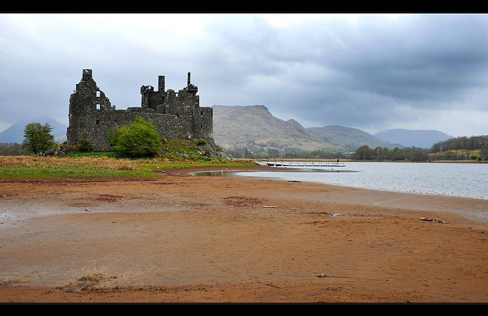 Kilchurn Castle / Loch Awe II