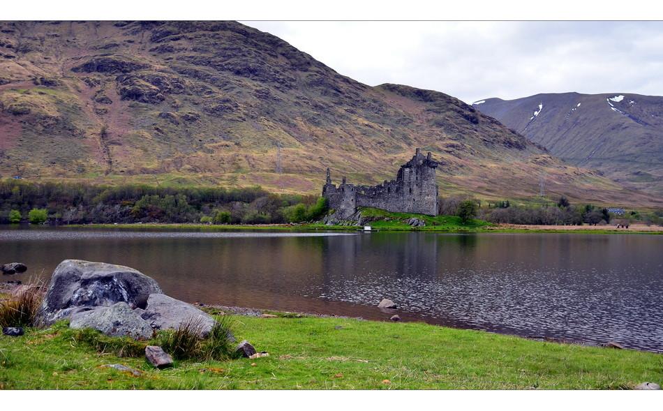 Kilchurn Castle, Loch Awe, Highlands