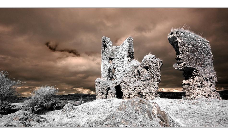 Castle Barrett / Mallow - Co. Cork VIII (Infrarot)
