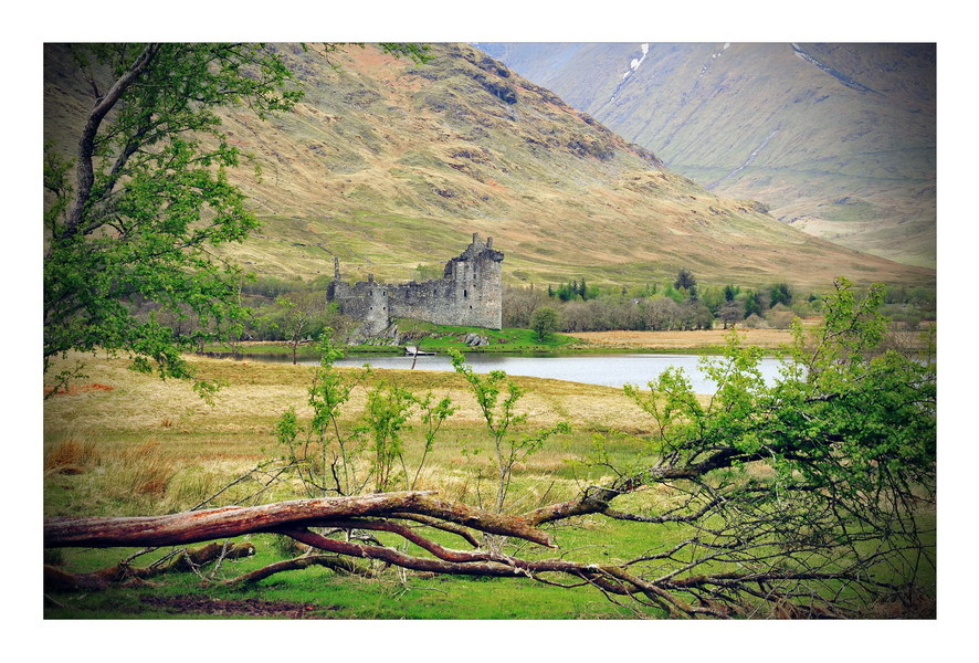 Kilchurn Castle, Loch Awe, Highlands