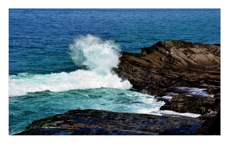 Cliffs of Kilkee III