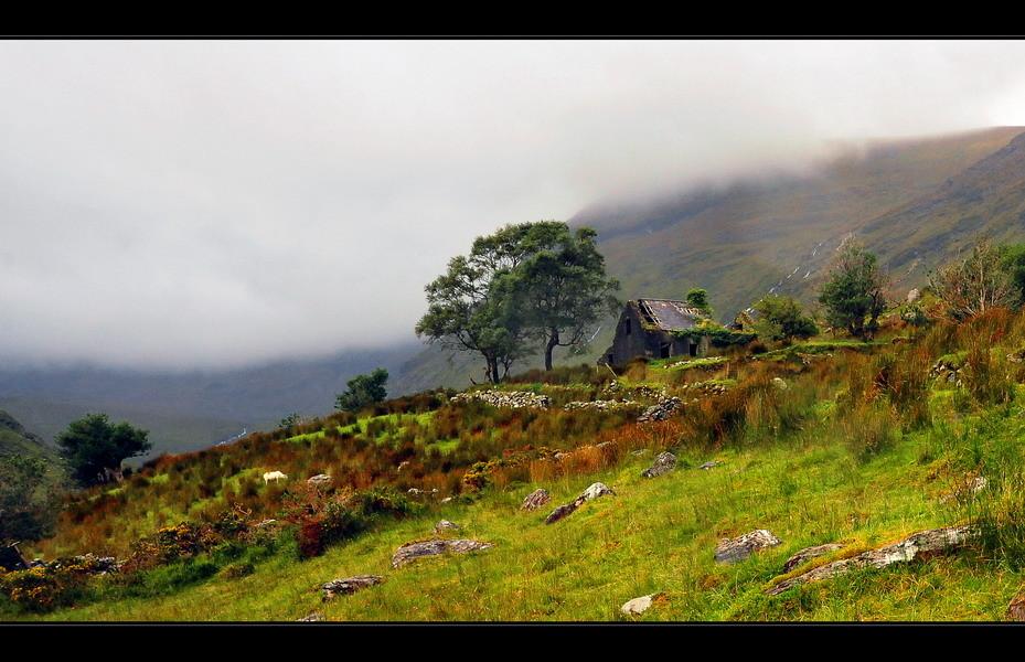 Dromluska Cottage, Black Valley, Killarney Nationalpark IV