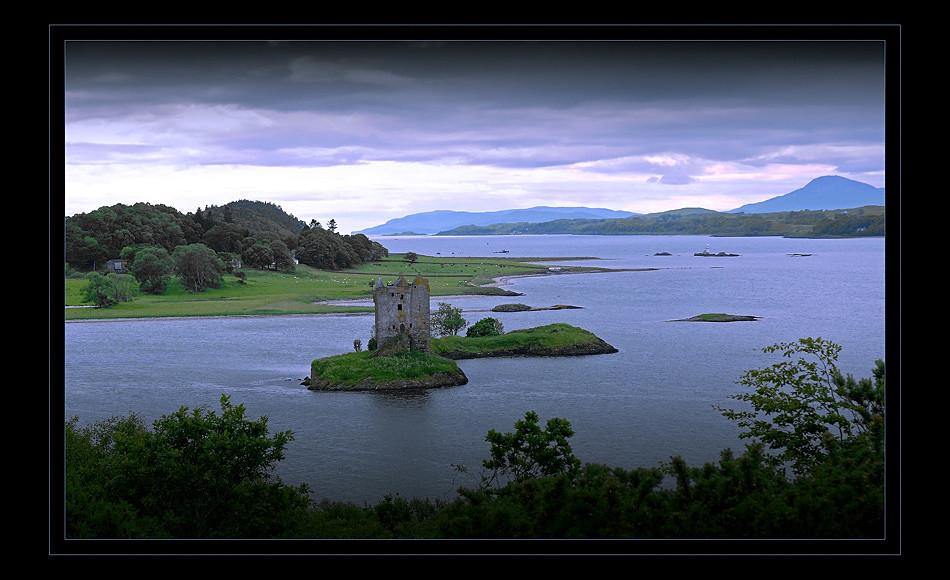 Castle Stalker / Loch Linnhe II