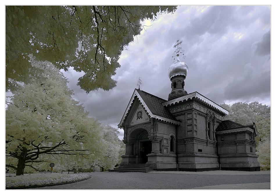 Russische Kapelle, Bad Homburg