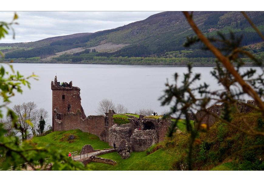 Urquhart Castle, Loch Ness, Highlands
