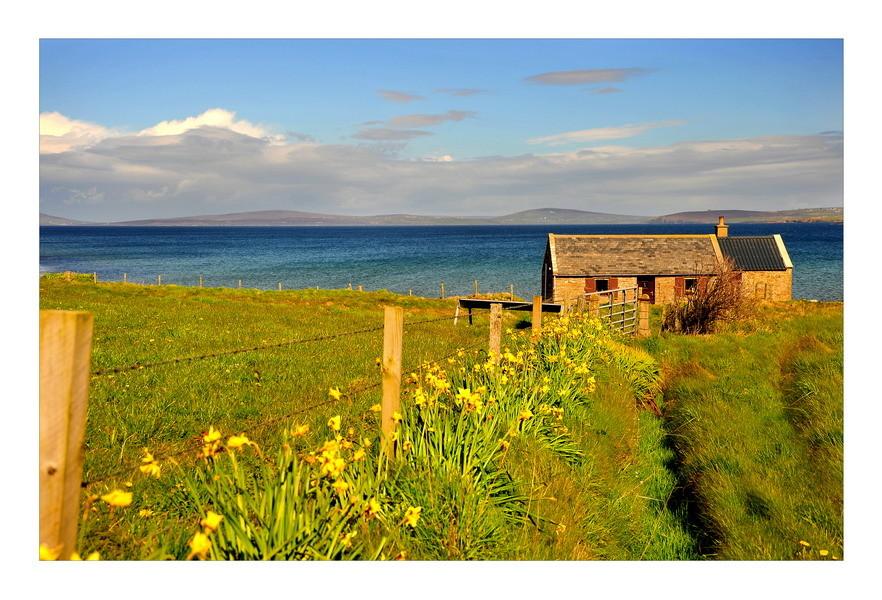 Isle of Burray / Orkney