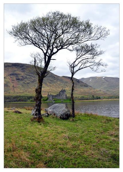 Kilchurn Castle, Loch Awe, Highlands III
