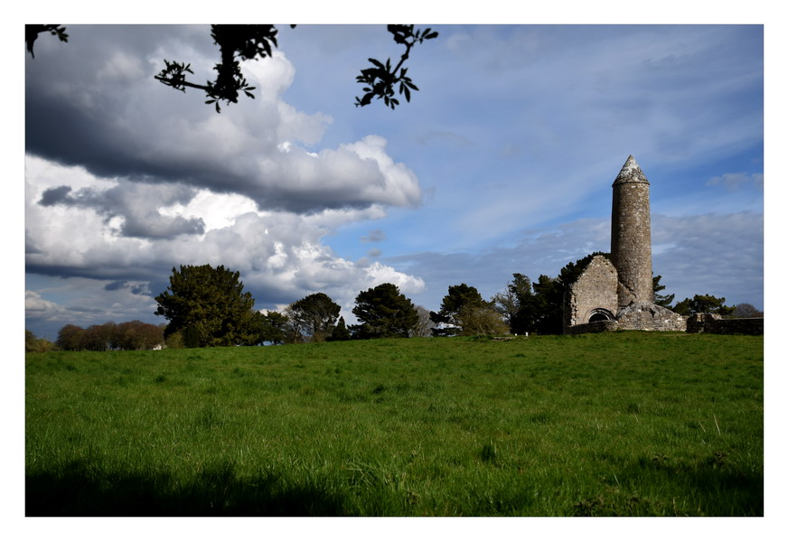Clonmacnoise Monastery, Co.Offaly IV
