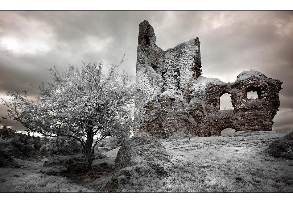Castle Barrett / Mallow - Co. Cork VII (Infrarot)