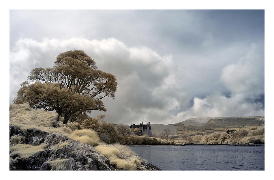 Dunboy Castle (Infrarot)