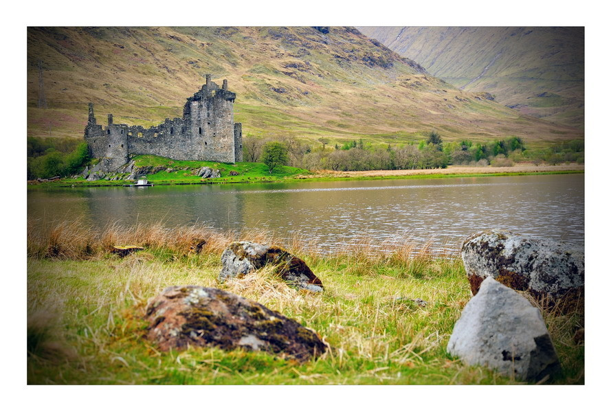 Kilchurn Castle, Loch Awe, Highlands III