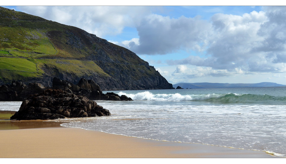Coumeenole Beach, Dingle Peninsula, Co. Kerry IV