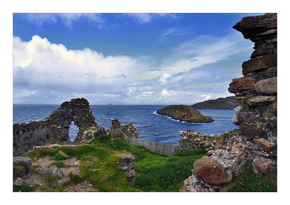 Duntulm Castle / Trotternish - Isle of Skye III