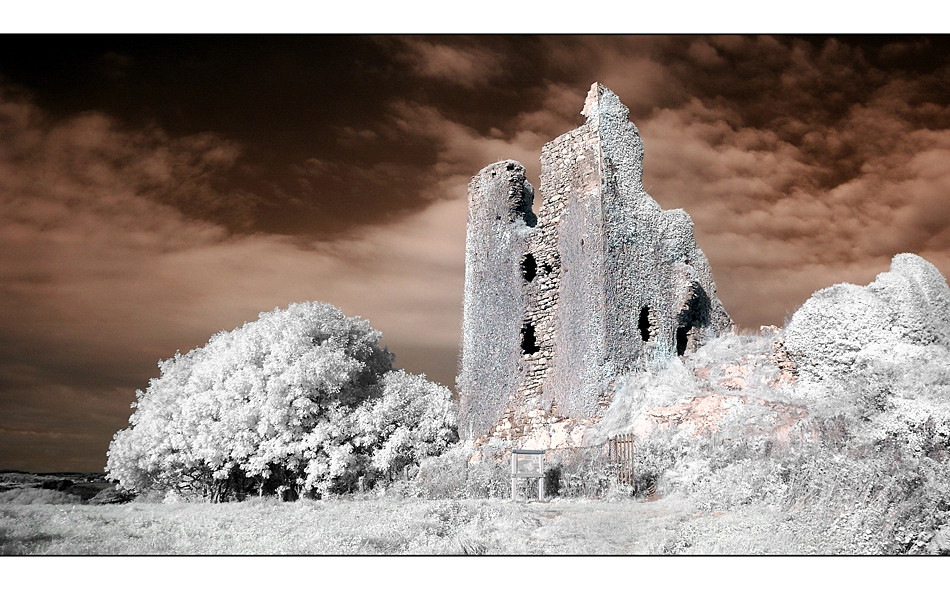 Old Castle / Waterford I (Infrarot)