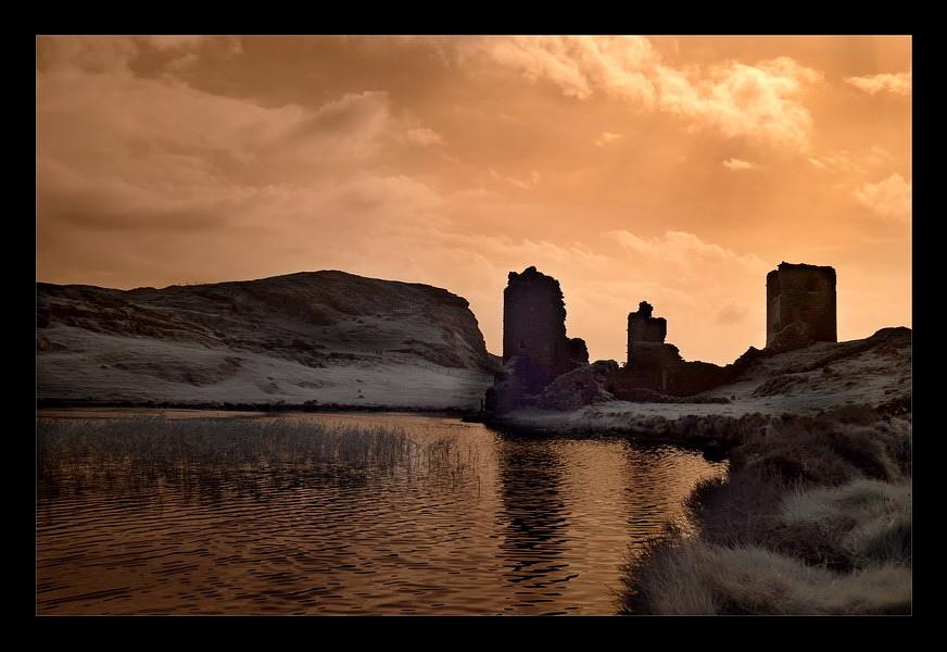 Three Castle Head / Mizen Peninsula VII (Infrarot)