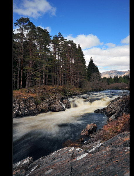 Glen Orchy, Highlands