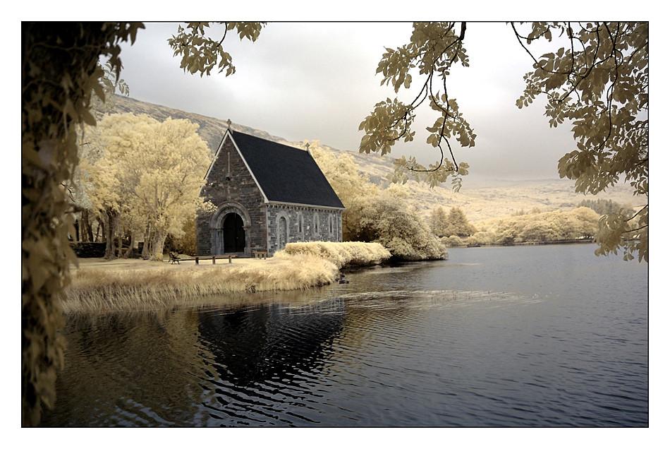 Gougane Barra National Forest Park / Cork IV (Infrarot)