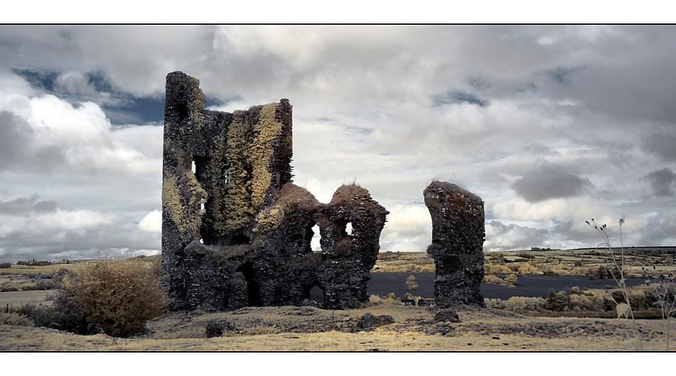 Castle Barrett / Mallow - Co. Cork IV (Infrarot)