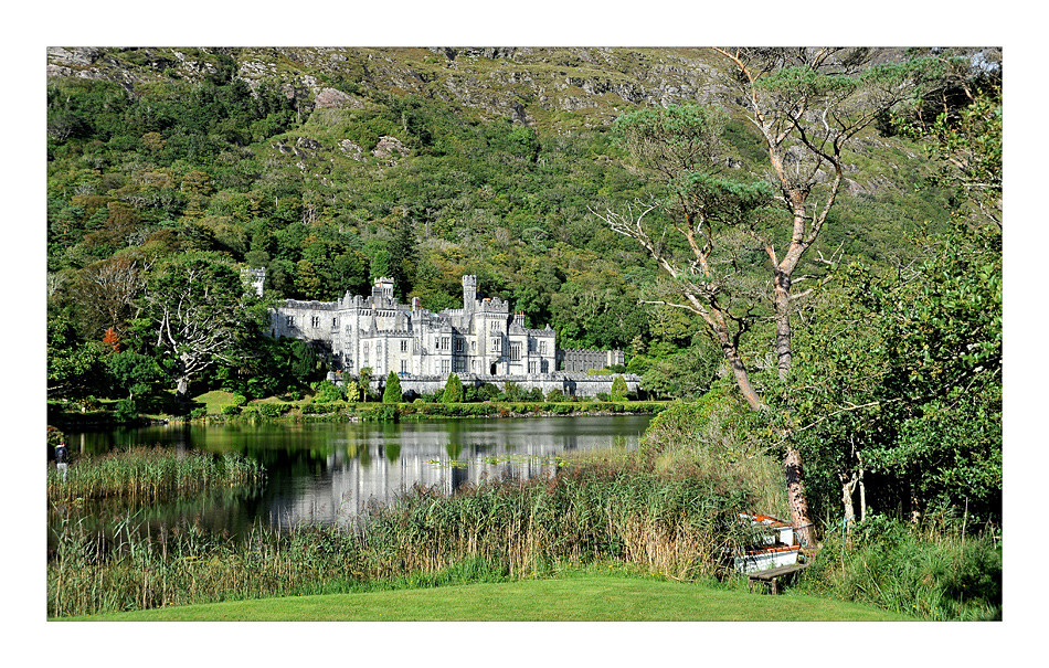 Kylemore Abbey / Connemara Nationalpark
