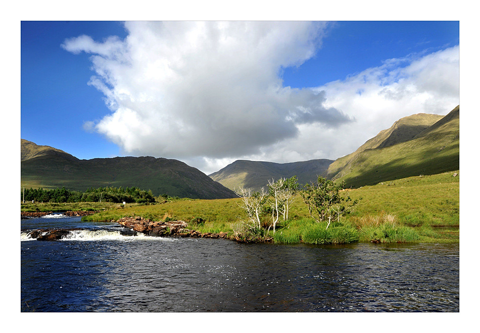 Bundoragha River / Connemara II