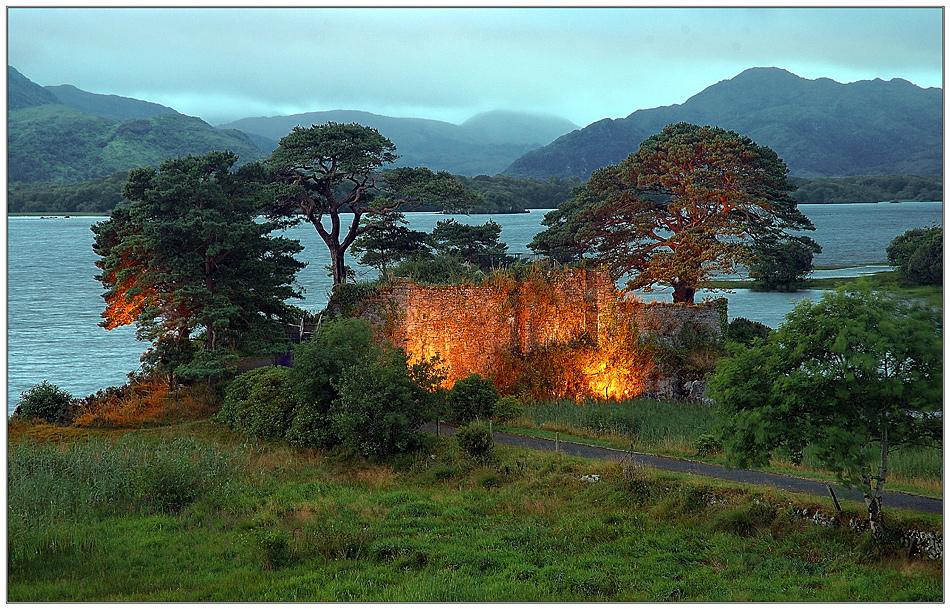 The Rock / McCarthy's Castle / Lough Leane III