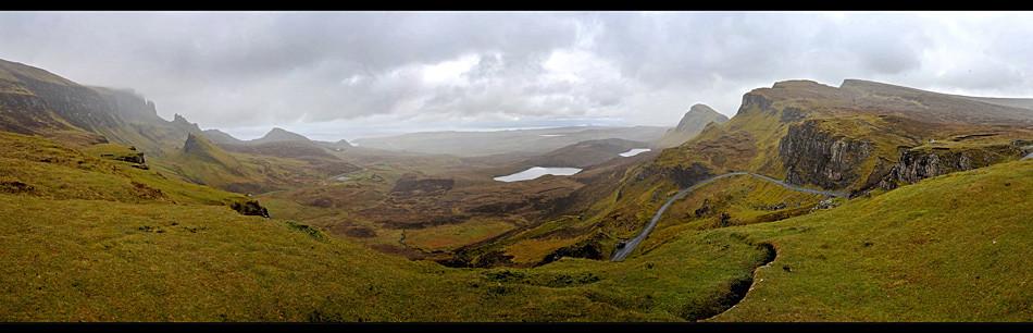 Quiraing-Massiv / Trotternish - Isle of Skye III