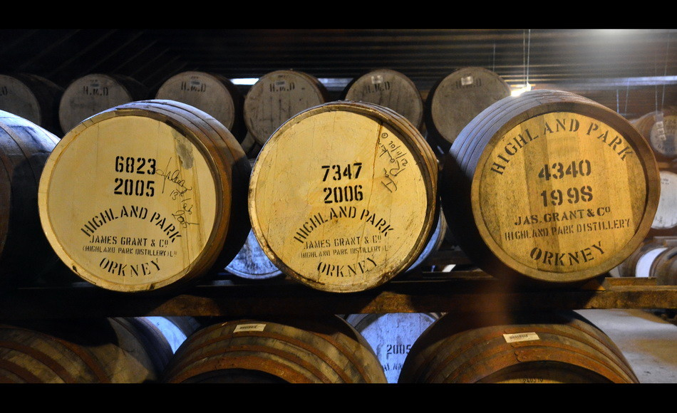 Highland Park Distillery / Mainland - Orkney VI