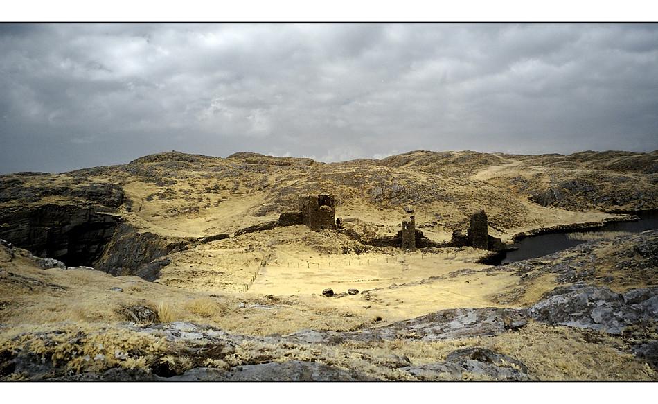 Three Castle Head / Mizen Peninsula I (Infrarot)