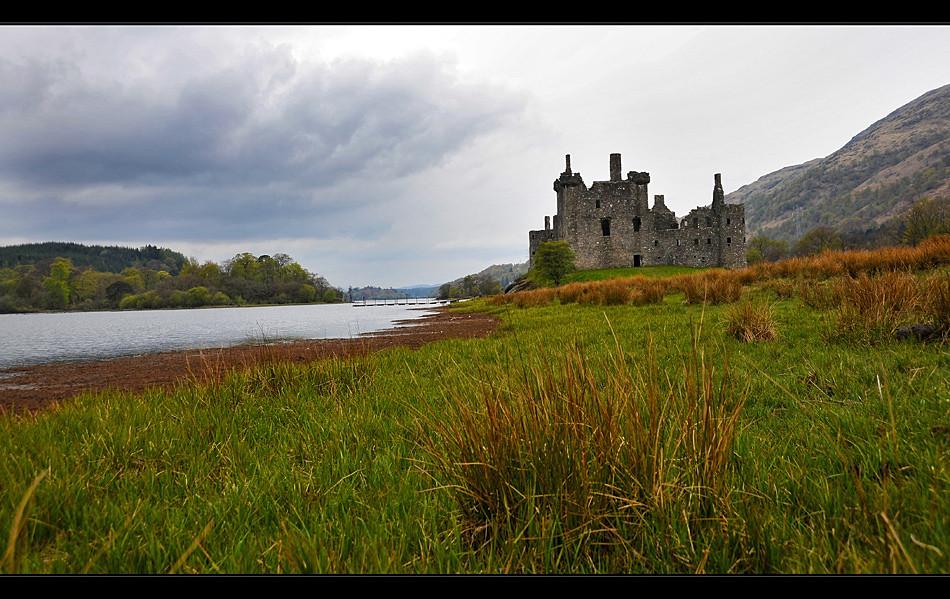 Kilchurn Castle / Loch Awe