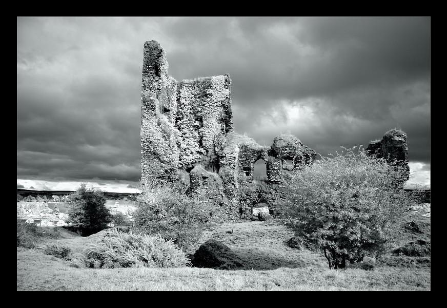 Castle Barrett / Mallow - Co. Cork VI (Infrarot)