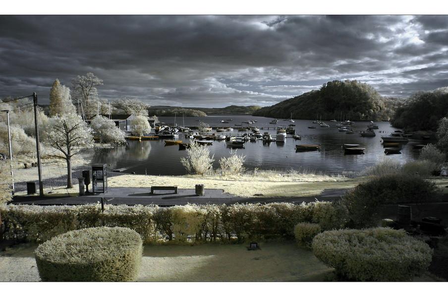 Loch Lomond bei Balmaha /  Loch Lomond & The Trossachs National Park