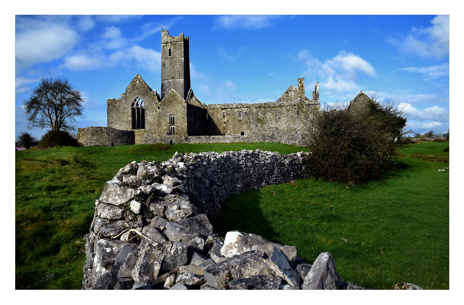 Quin Abbey Co.Clare