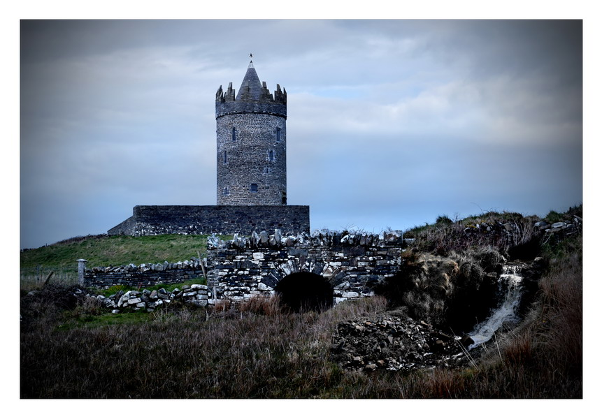 Doonagor Castle, Co.Clare II