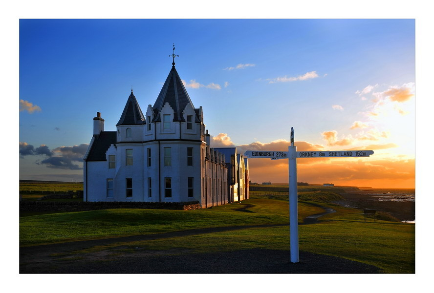 John o' Groats / Das letzte Haus Schottlands