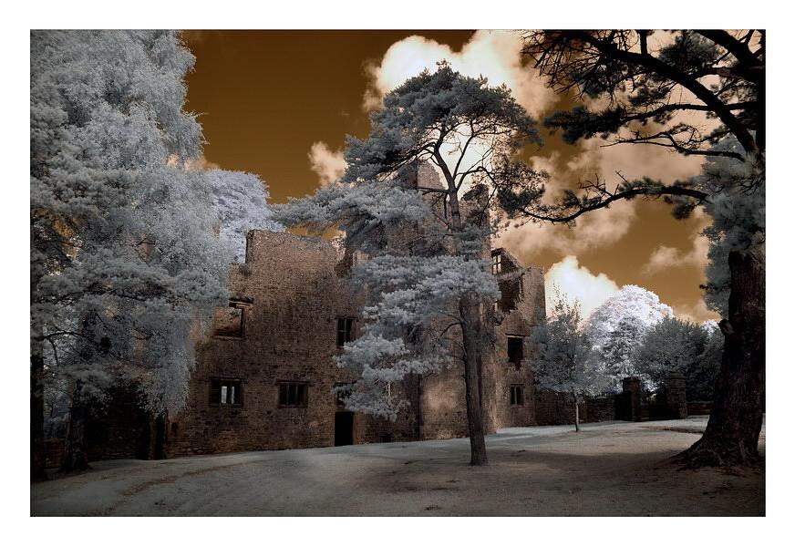 Mallow Castle (Infrarot)