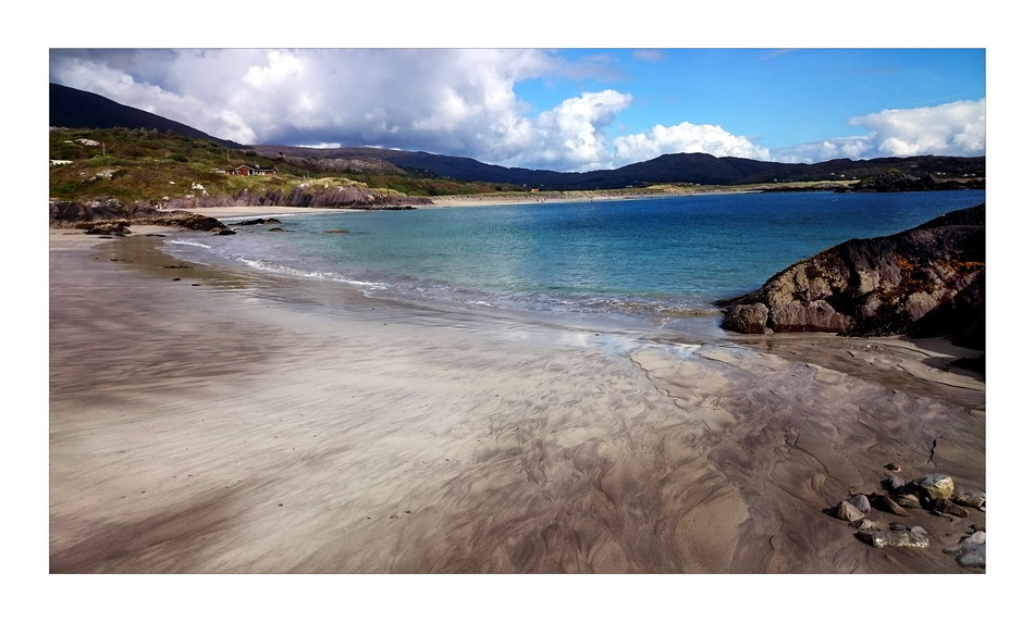 Derrynane Beach, Iveragh Peninsula, Co. Kerry