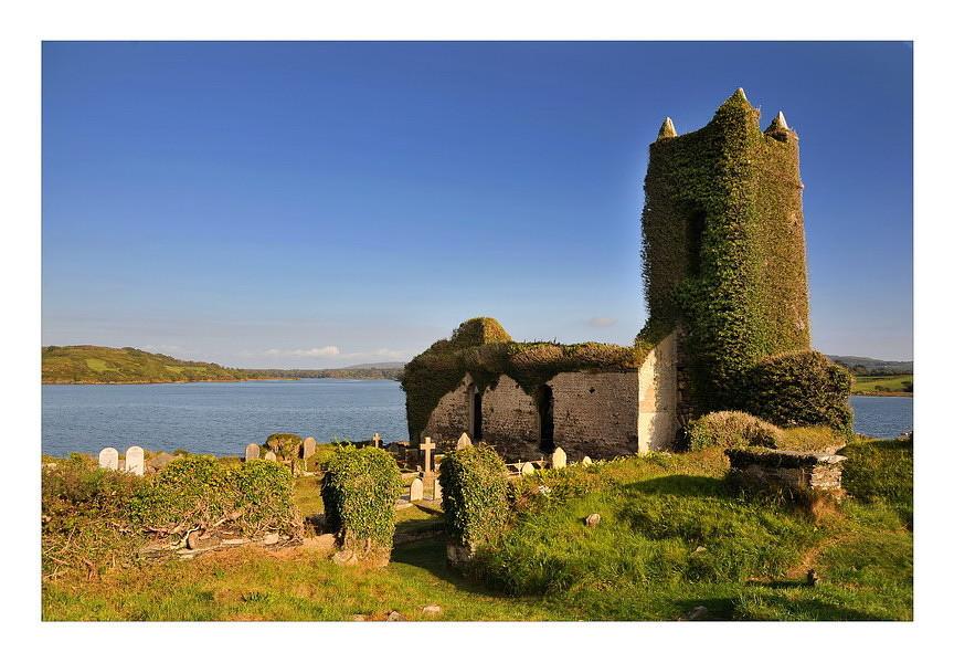 Old Saint Matthew`s Chruch / Kilcoe / Southwest of County Cork IX
