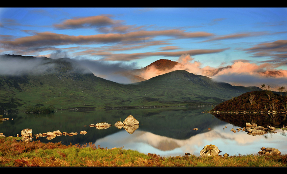 Rannoch Moor / Loch Nah-Achlaise