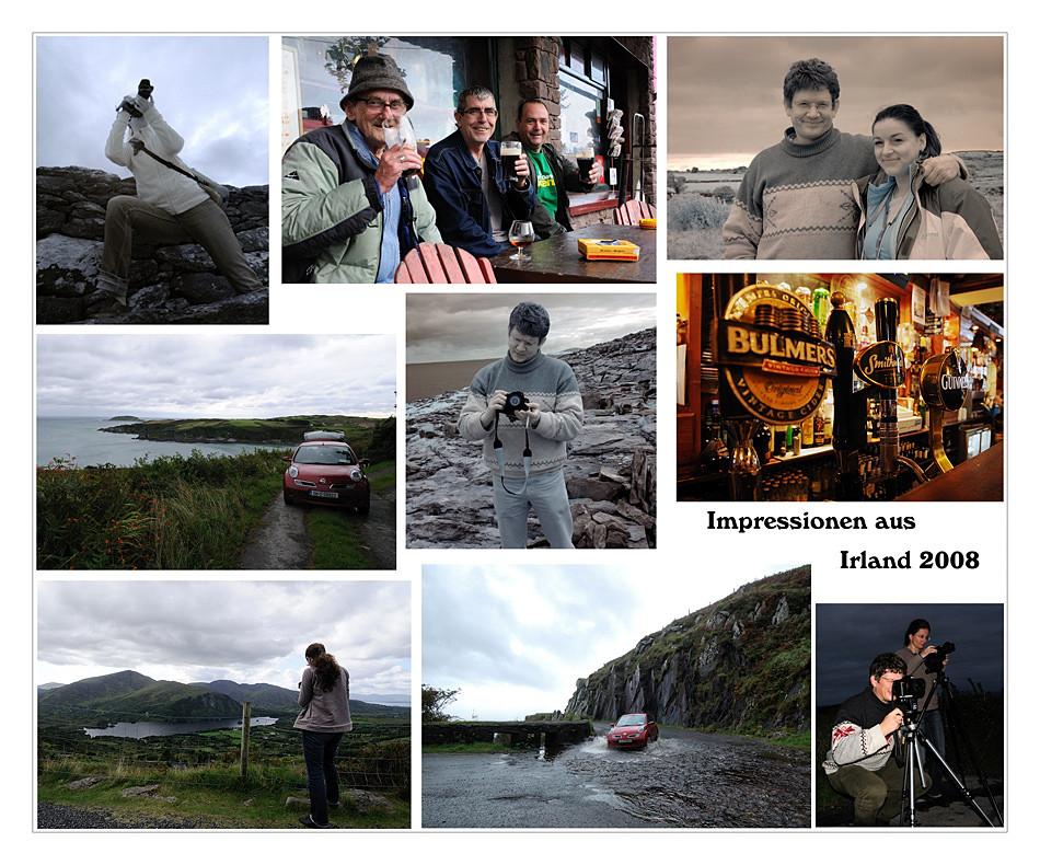 Impressionen aus Irland 2008
