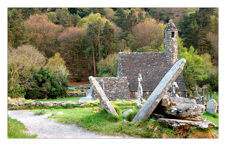 Glendalough / Wicklow Mountains VIII